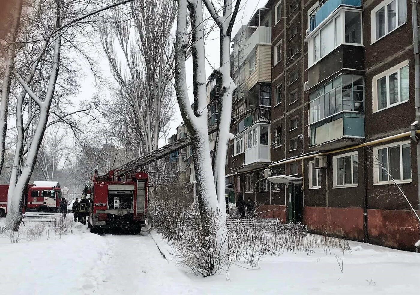 В Мариуполе в пожаре погибла 56-летняя женщина, - ФОТО, фото-4