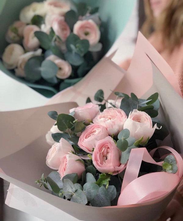 День Святого Валентина 2020: где купить неординарные букеты на праздник, фото-4