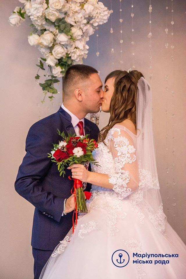 В Мультицентре на Левобережье провели первую свадебную церемонию, фото-2