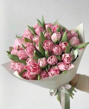 Где можно заказать красивый букет цветов к 8 марта? , фото-2