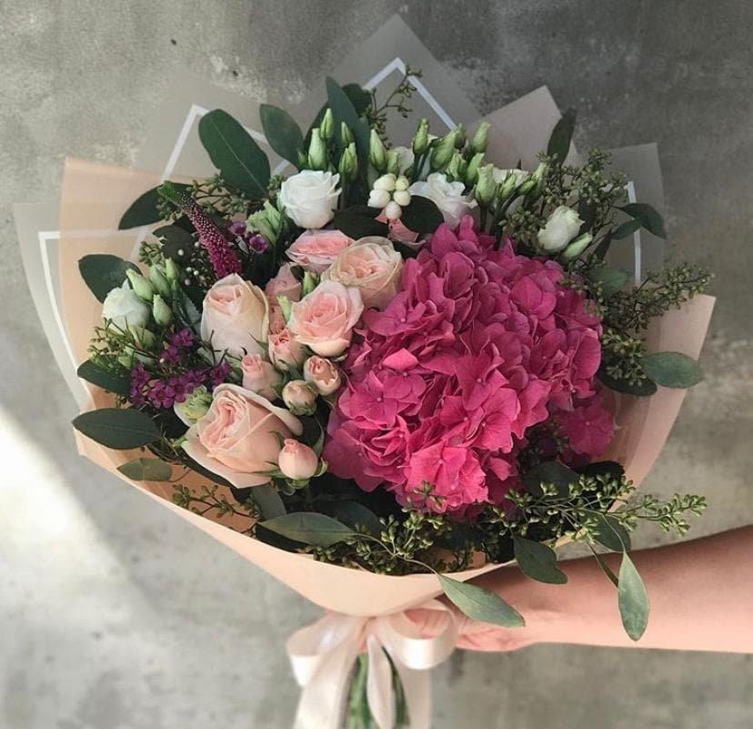 Где можно заказать красивый букет цветов к 8 марта? , фото-6