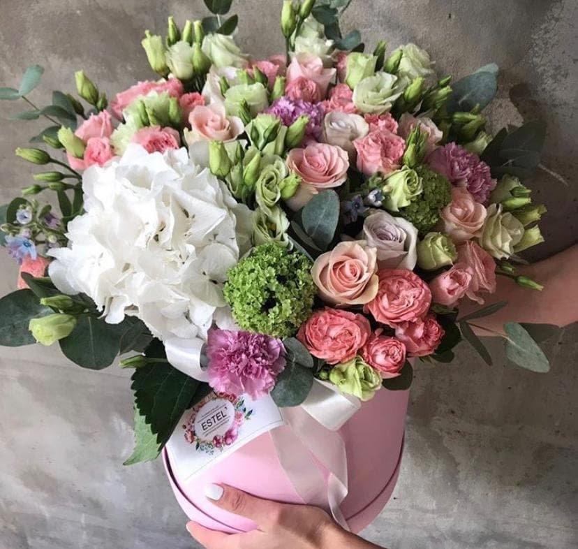 Где можно заказать красивый букет цветов к 8 марта? , фото-5