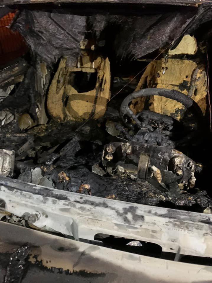 В Киеве сожгли авто главы экоинспекции, - ФОТО, фото-2