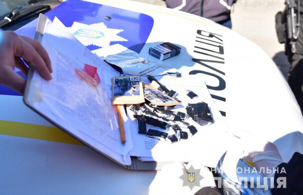 В Мариуполе задержали «закладчика». У него нашли 37 пакетов с наркотиками, - ФОТО, фото-3
