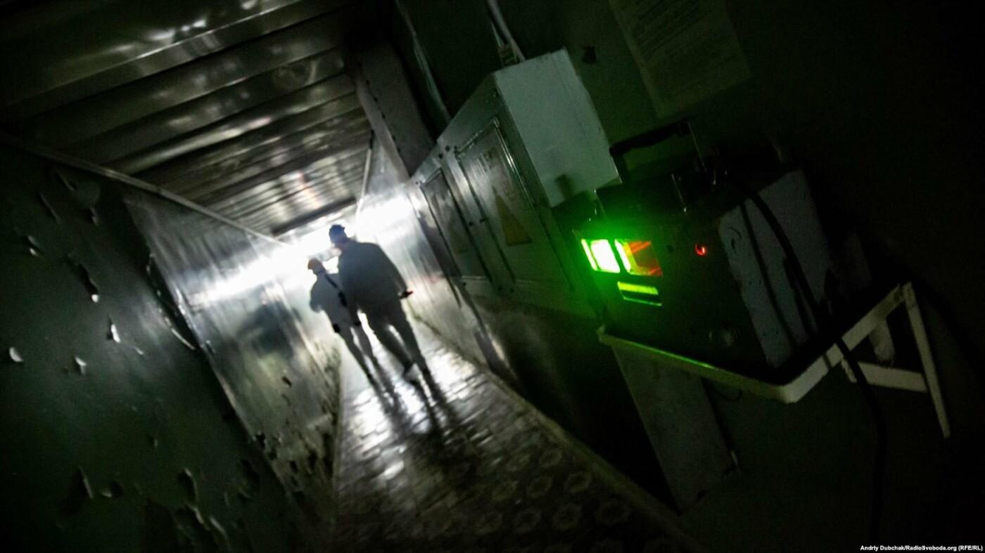ФОТОРЕПОРТАЖ из разрушенного саркофага Чернобыльской  АЭС, фото-2