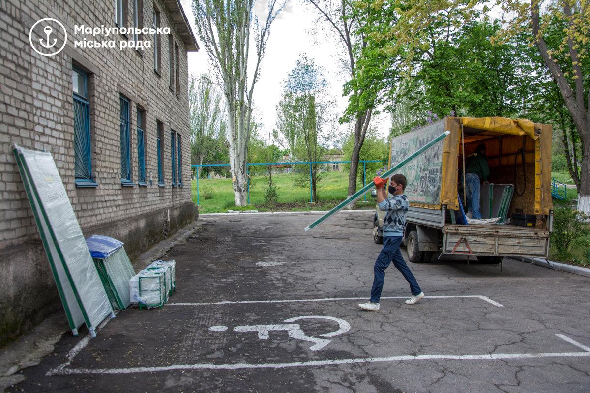 В Мариуполе  для безопасности врачей закупили  специальные рамки,- ФОТО, фото-7