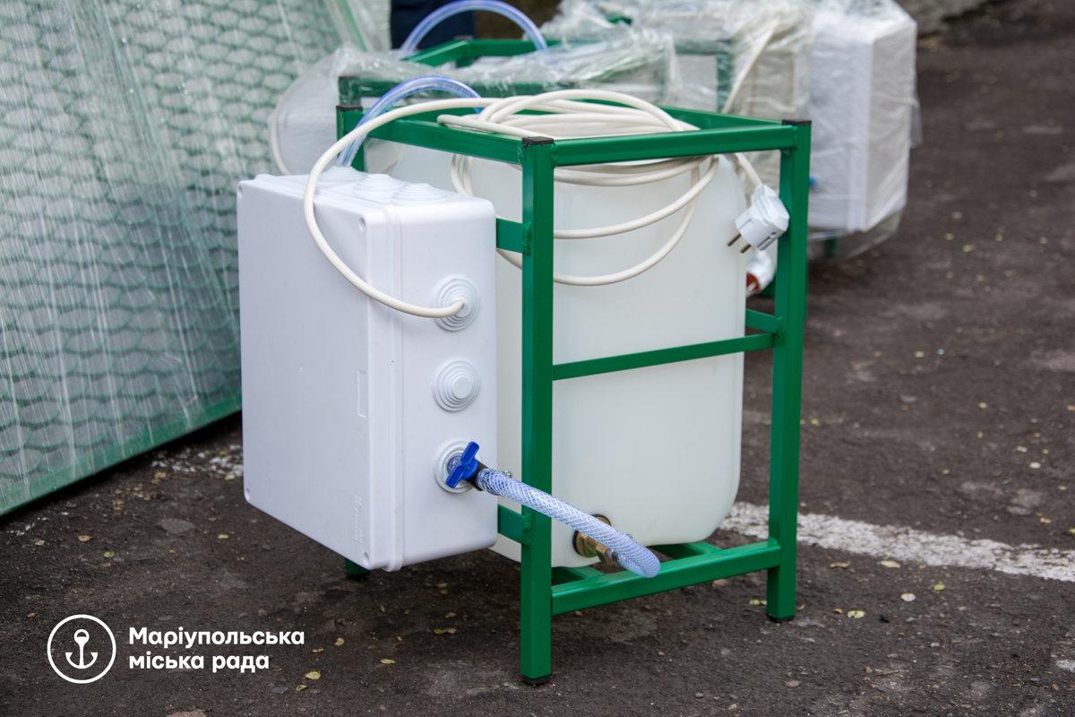 В Мариуполе  для безопасности врачей закупили  специальные рамки,- ФОТО, фото-5