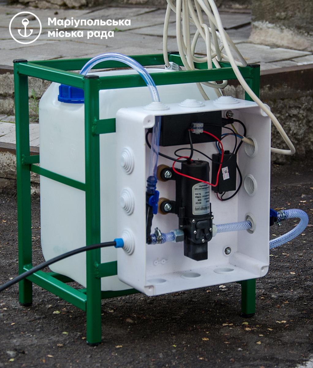 В Мариуполе  для безопасности врачей закупили  специальные рамки,- ФОТО, фото-4