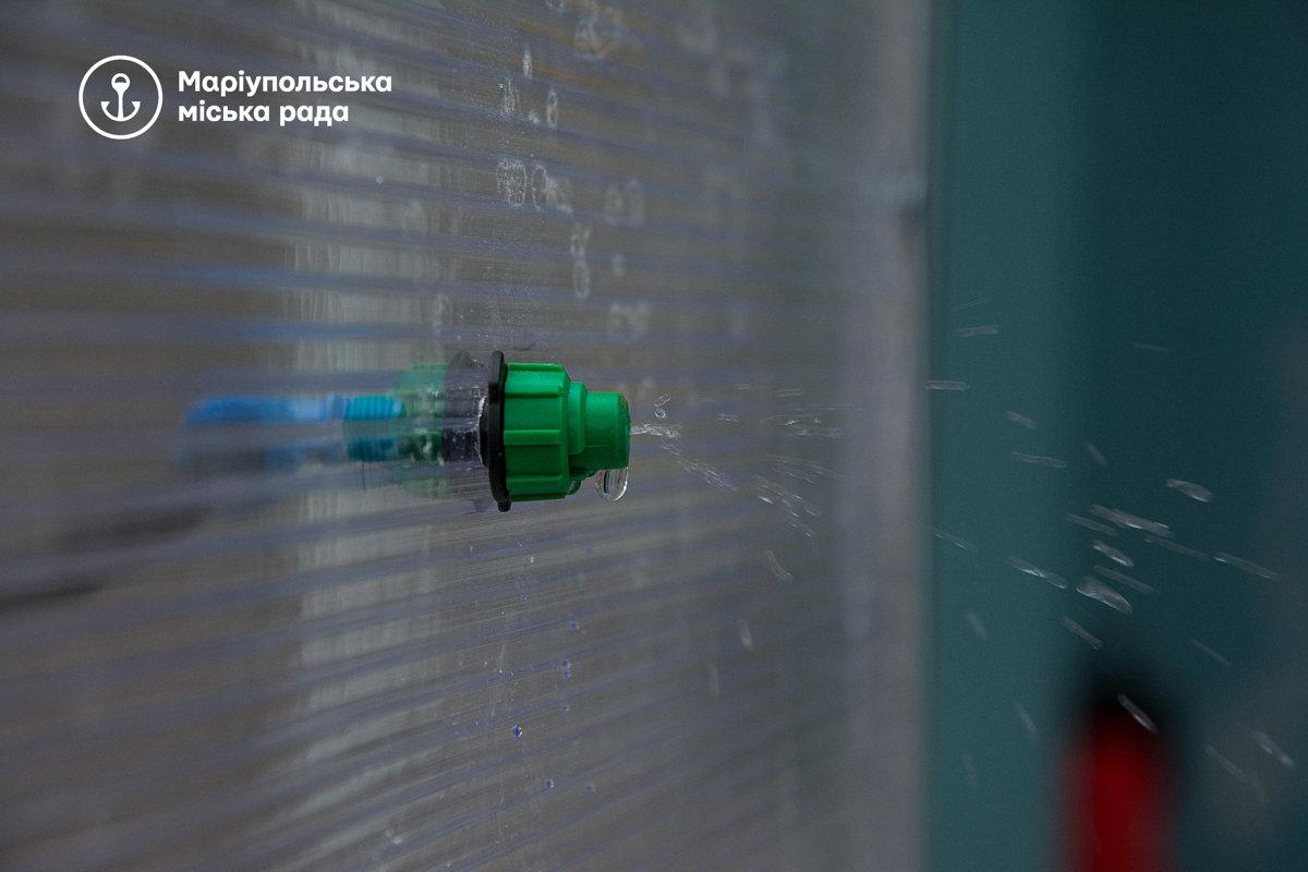 В Мариуполе  для безопасности врачей закупили  специальные рамки,- ФОТО, фото-2