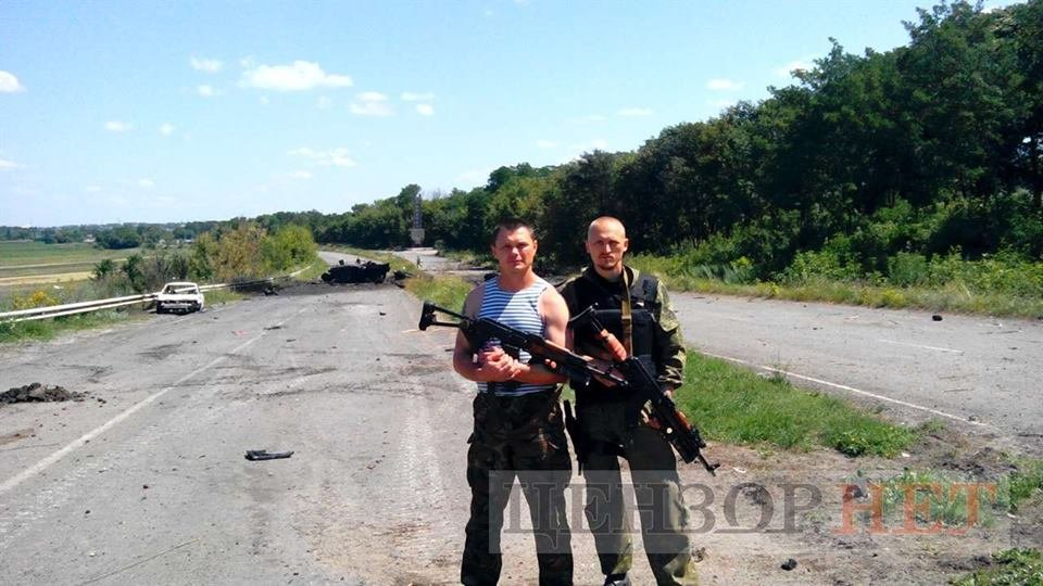 Первая серьезная потеря РФ. Как украинский полицейский уничтожил российский танк, - ФОТО, фото-5