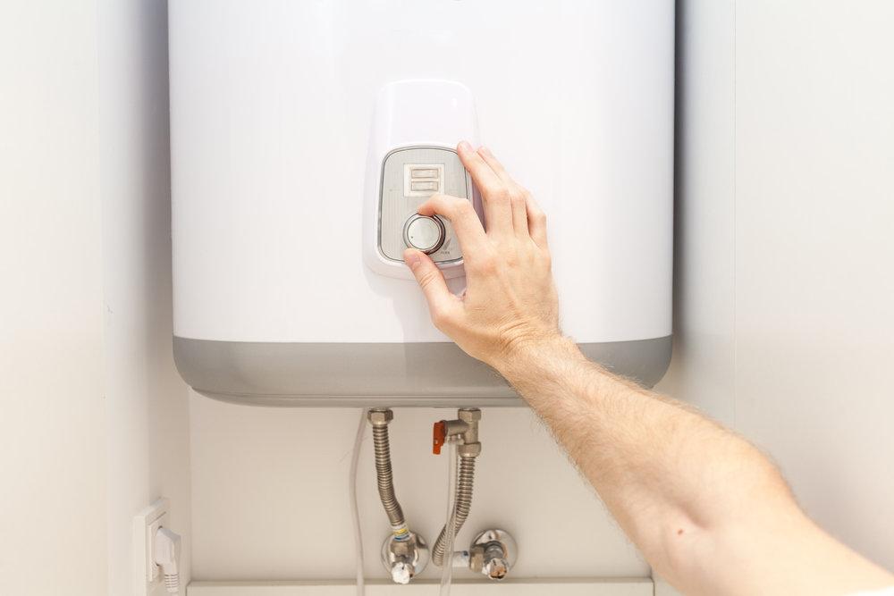Монтаж водонагревателя - неотъемлемая часть покупки, фото-1