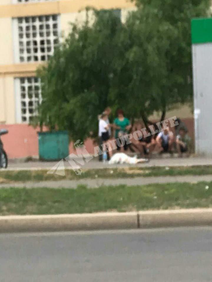 В Мариуполе обнаружили труп мужчины,- ФОТО, фото-1