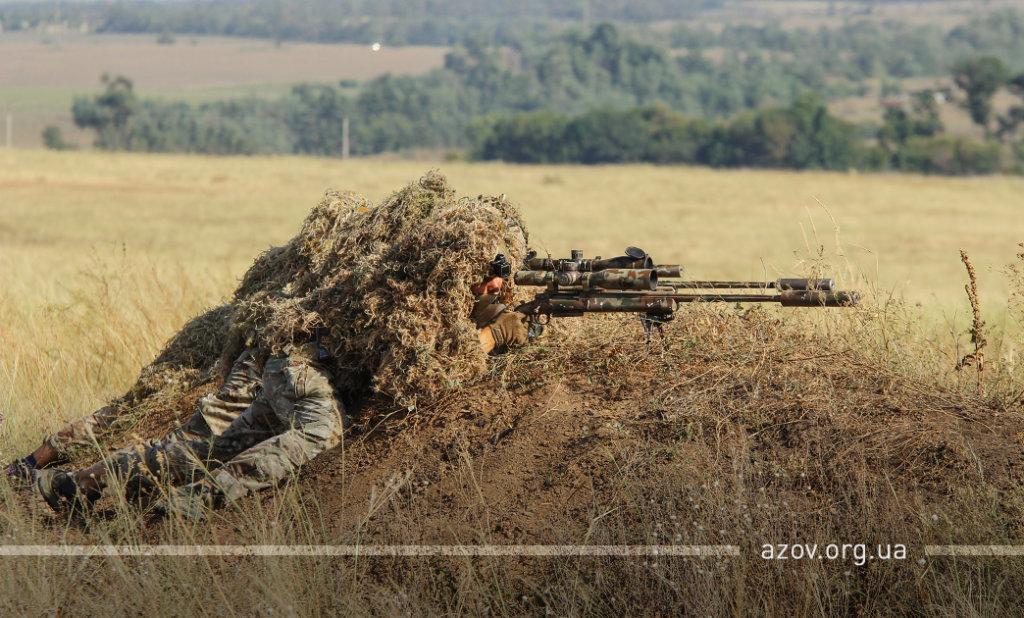 """""""Задача - уничтожить"""". """"Азов"""" и ВСУ  провели учения под Мариуполем, - ФОТО, ВИДЕО , фото-5"""