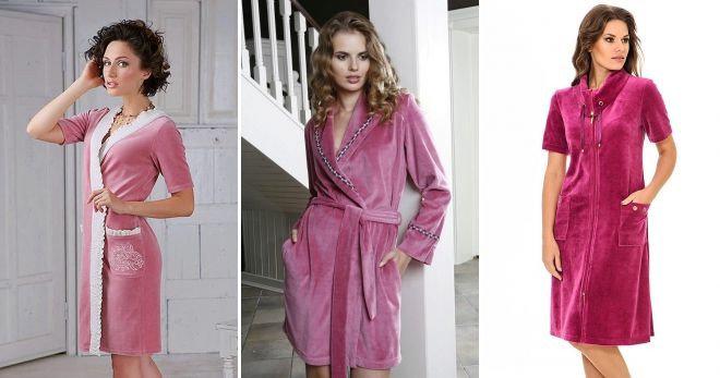 На что стоит обратить внимание при выборе женского халата?, фото-1