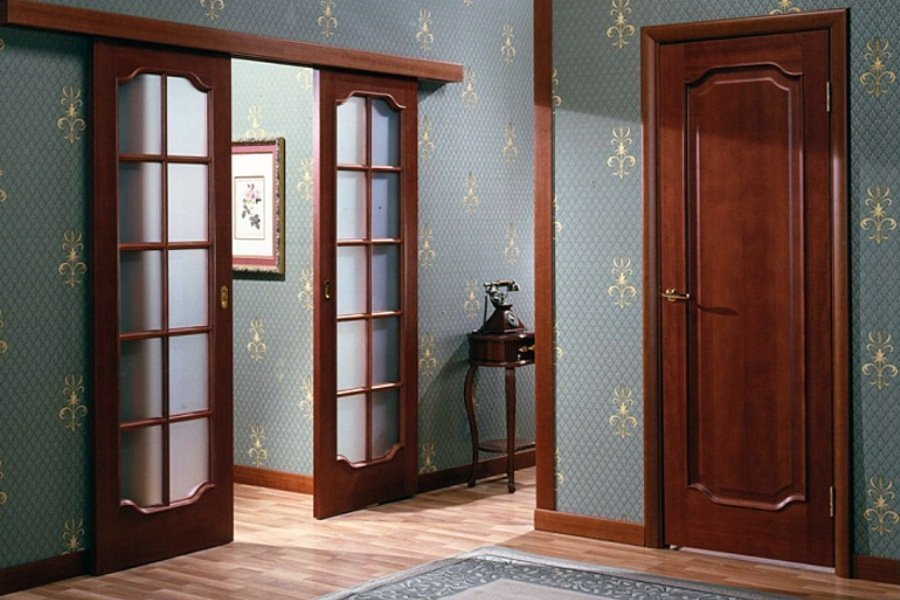 Как выбрать дверь? Узнайте о типах межкомнатных дверей, фото-1