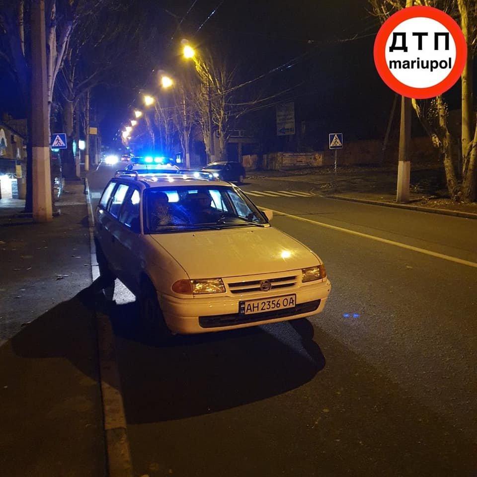 В Мариуполе на Торговой сбили человека, - ФОТО, фото-1