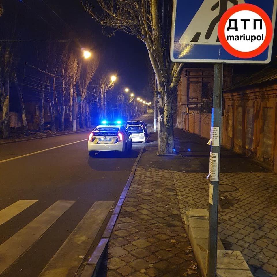 В Мариуполе на Торговой сбили человека, - ФОТО, фото-2