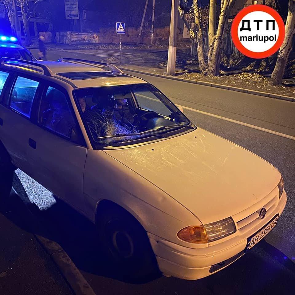 В Мариуполе на Торговой сбили человека, - ФОТО, фото-3