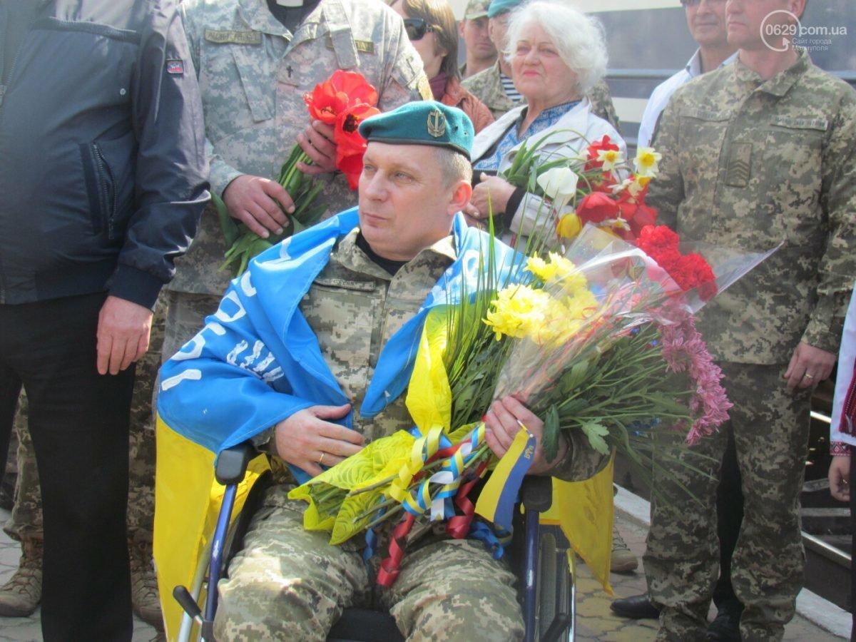 """""""Спасибо, что выбрал жизнь"""". Как живет морпех, потерявший обе ноги в боях под Мариуполем, - ФОТО, фото-3"""