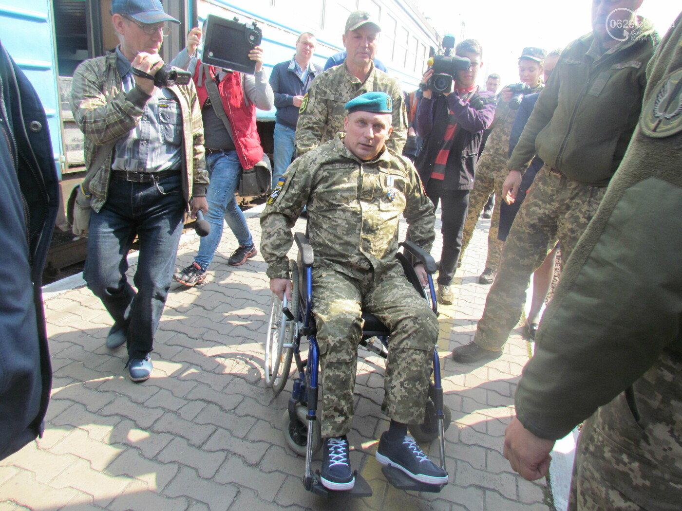 """""""Спасибо, что выбрал жизнь"""". Как живет морпех, потерявший обе ноги в боях под Мариуполем, - ФОТО, фото-2"""