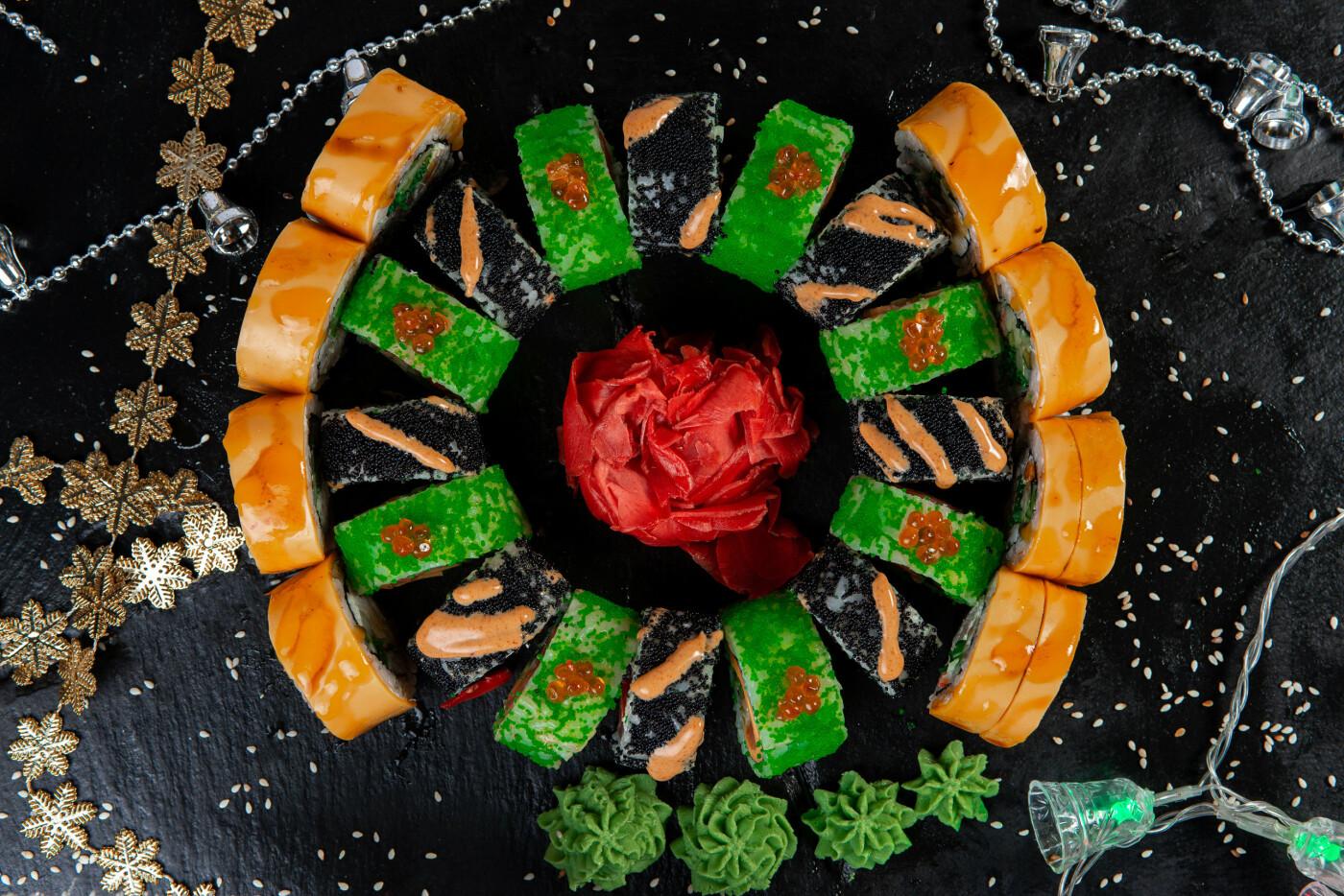 """""""АЛЛО, ЛОСОСЬ."""" Где заказать самые вкусные суши?, фото-1"""