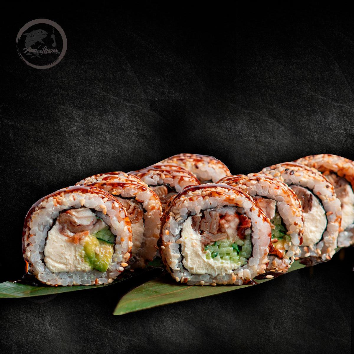 """""""АЛЛО, ЛОСОСЬ."""" Где заказать самые вкусные суши?, фото-10"""