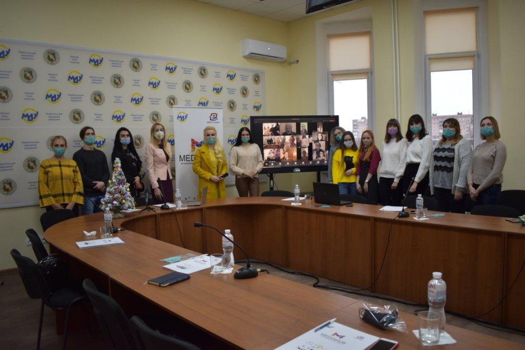 В МГУ молодые журналисты встретились с екс-редактором Всемирной службы новостей BBC, фото-4