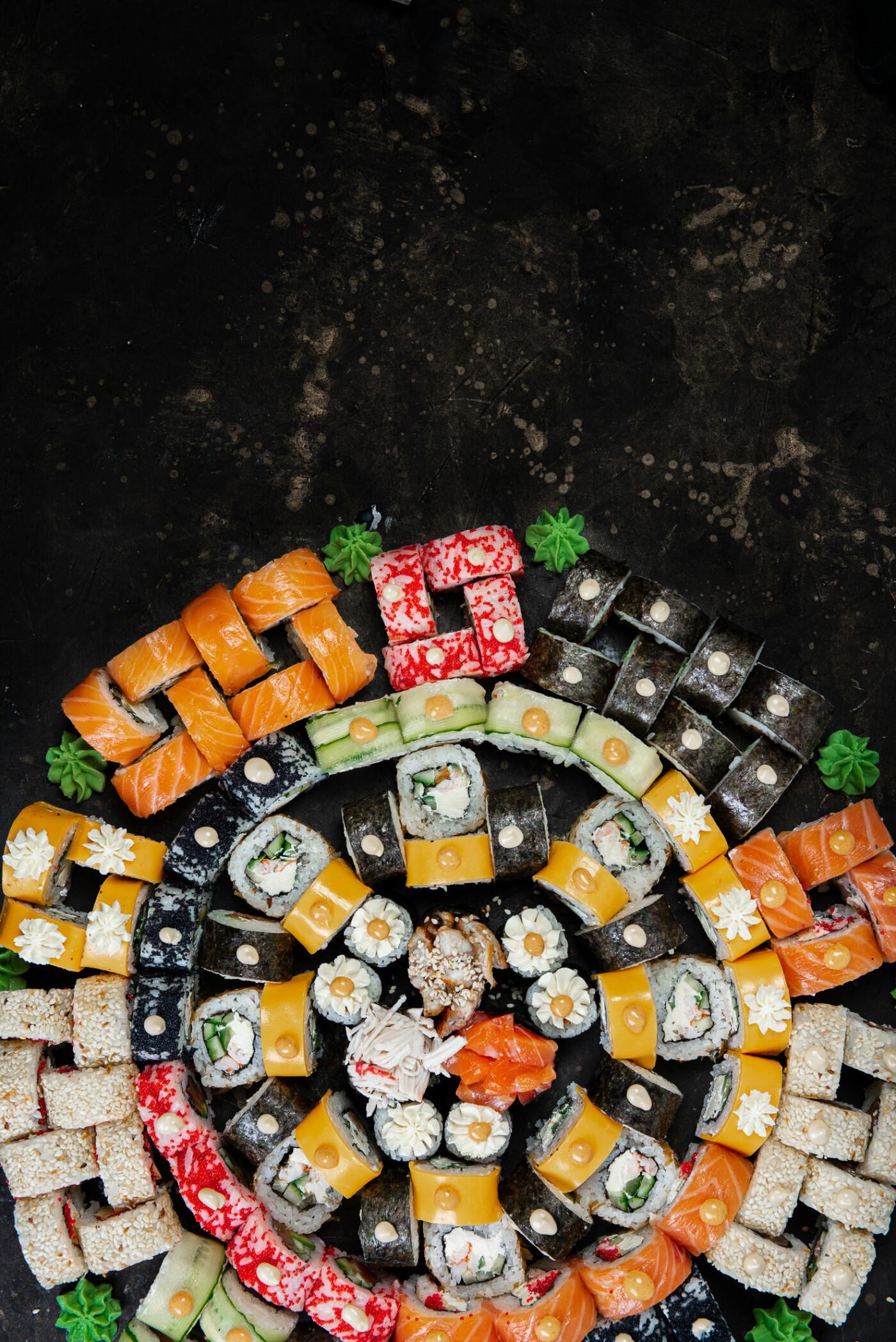 """""""Алло, Лосось"""" позаботился о том, что будет на Вашем праздничном столе - сет «НОВОГОДНИЙ» , фото-3"""