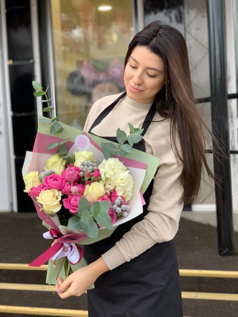 БЕСПЛАТНАЯ доставка голландских тюльпанов к вашему дому!, фото-9