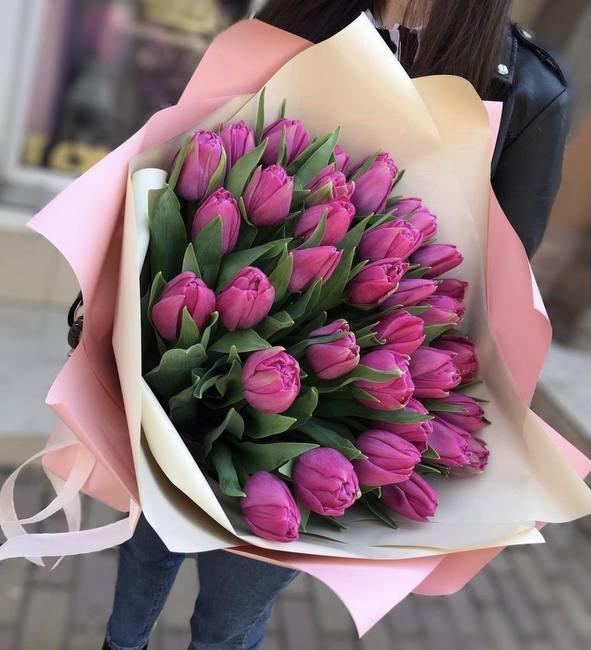 БЕСПЛАТНАЯ доставка голландских тюльпанов к вашему дому!, фото-14