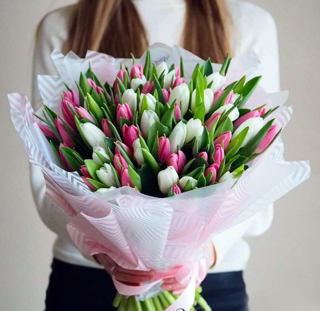 БЕСПЛАТНАЯ доставка голландских тюльпанов к вашему дому!, фото-12