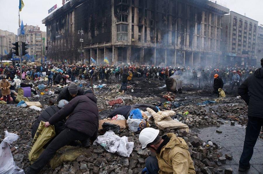 ВР признала Революцию Достоинства ключевым моментом государственного строительства Украины. Магера и Новинский с этим не согласны, фото-4
