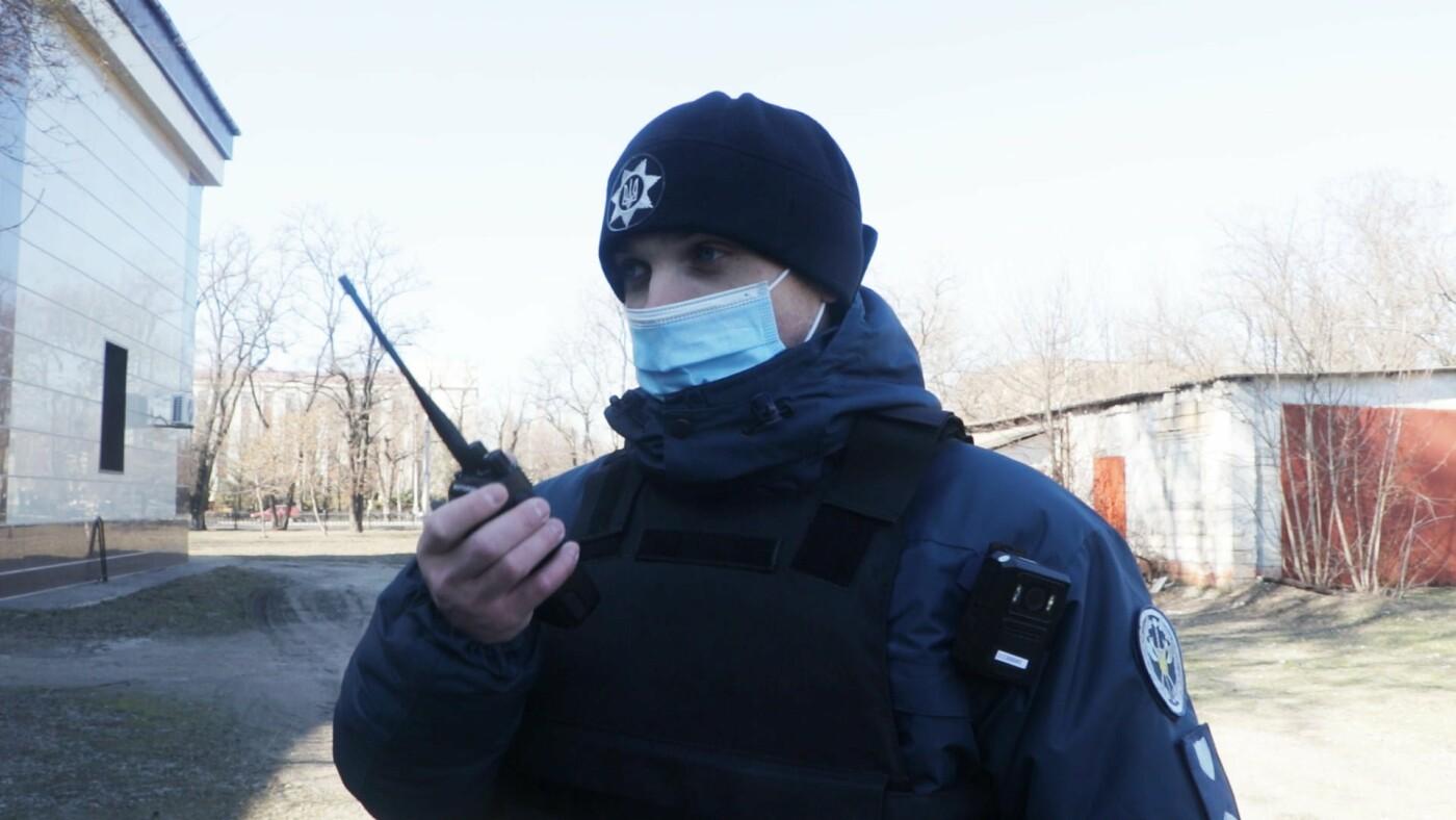 В Мариуполе возле суда обнаружили подозрительный предмет, - ФОТО, фото-10