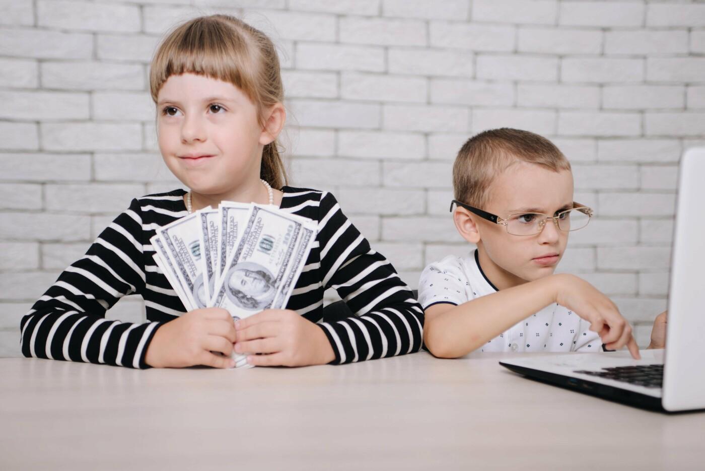 Спрашивают ли вас дети, откуда берутся деньги?, фото-1