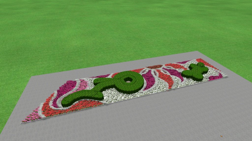 У Маріуполі  зроблять нові клумби та висадять 12 тисяч квітів, фото-1