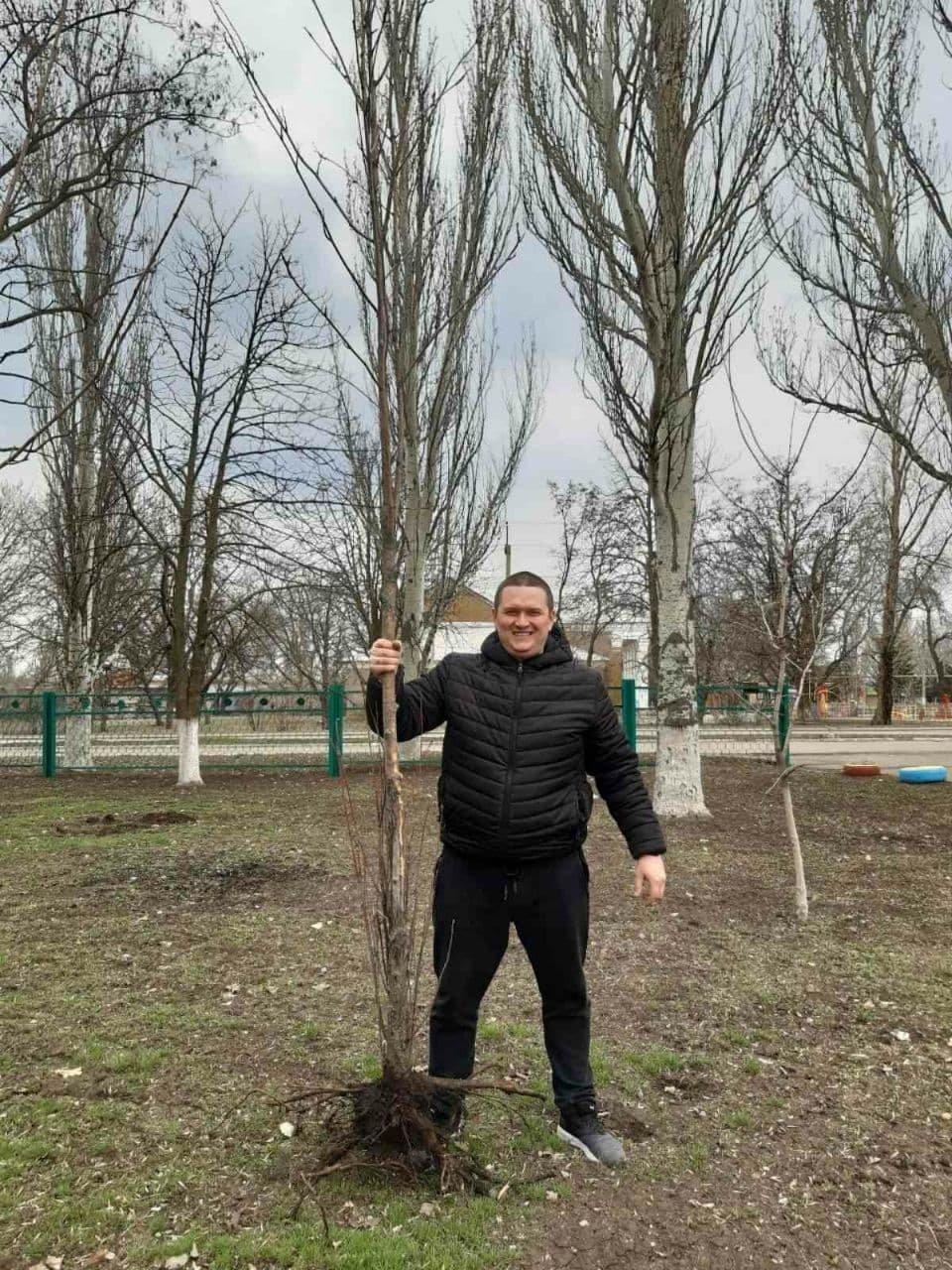 """""""Озеленення планети"""": на Донеччині висадили більше 200 тисяч саджанців (ФОТО), фото-2"""
