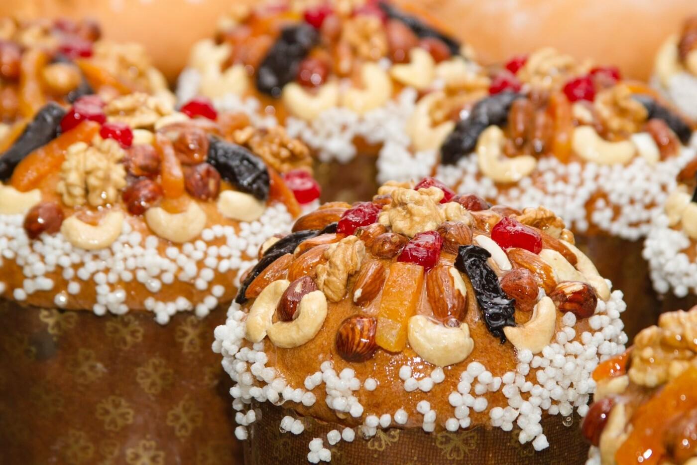 Бесплатная адресная доставка пасхальных куличей из эко-продуктов от Хлеб Дю Солей, фото-11
