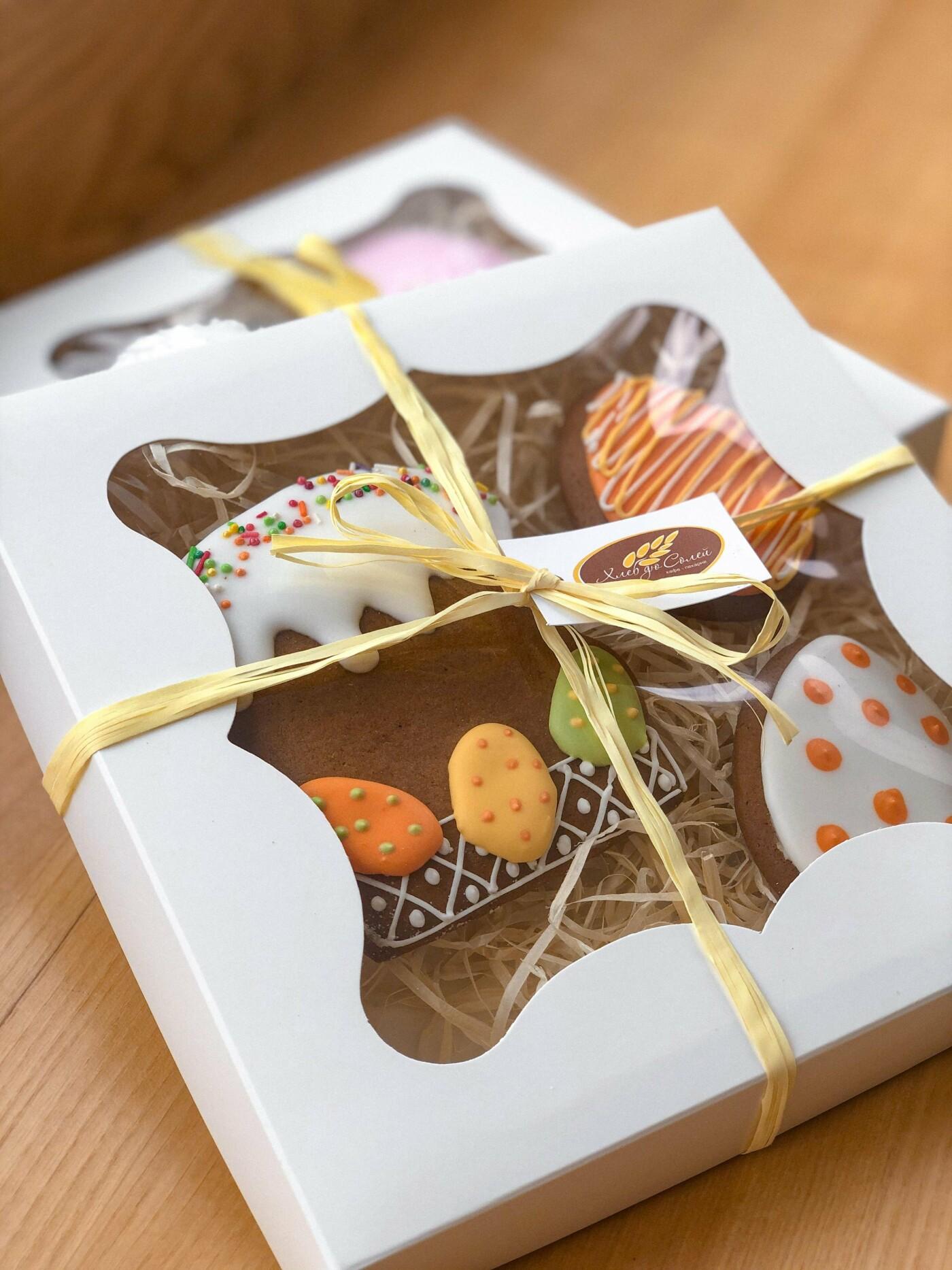 Бесплатная адресная доставка пасхальных куличей из эко-продуктов от Хлеб Дю Солей, фото-6