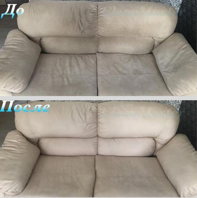 Стирка ковров, химчистка мебели, профессиональная уборка от сервиса чистоты Clean Master, фото-5