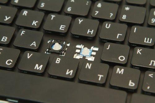 Как проверить и отремонтировать сломанную клавиатуру ноутбука Lenovo?, фото-1