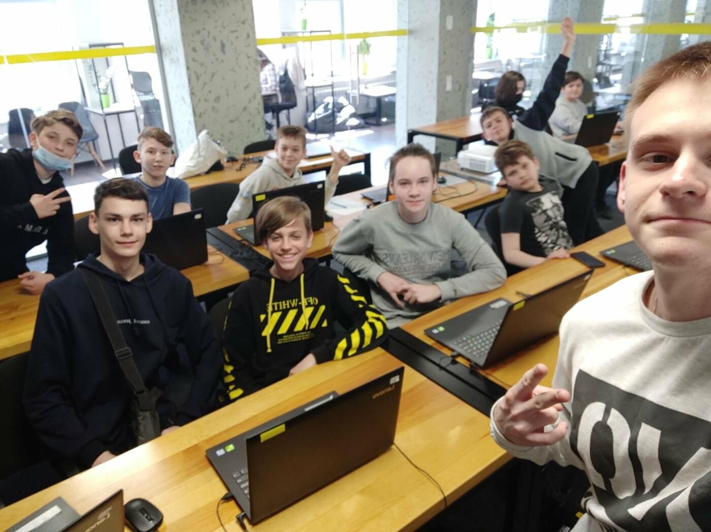 Бесплатные уроки по IT для детей Мариуполя!, фото-3