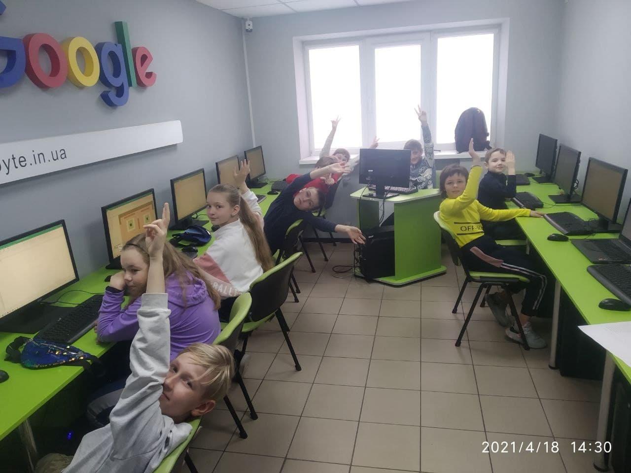 Бесплатные уроки по IT для детей Мариуполя!, фото-5