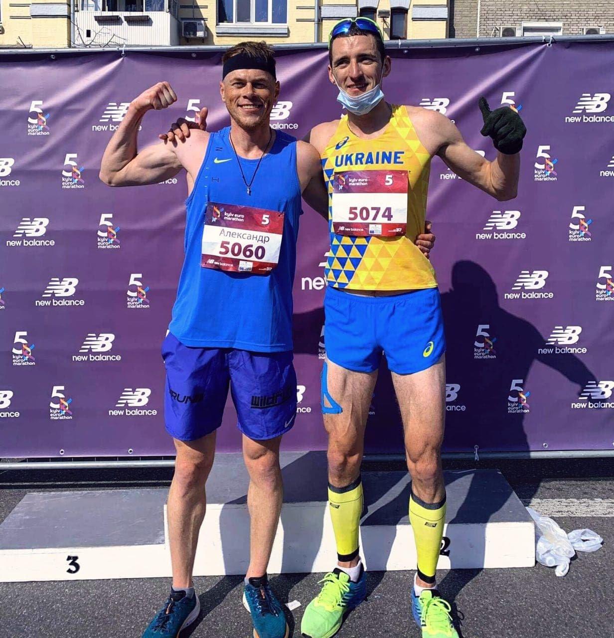 Мариуполец занял 3-е место в Международном престижном марафоне, фото-2