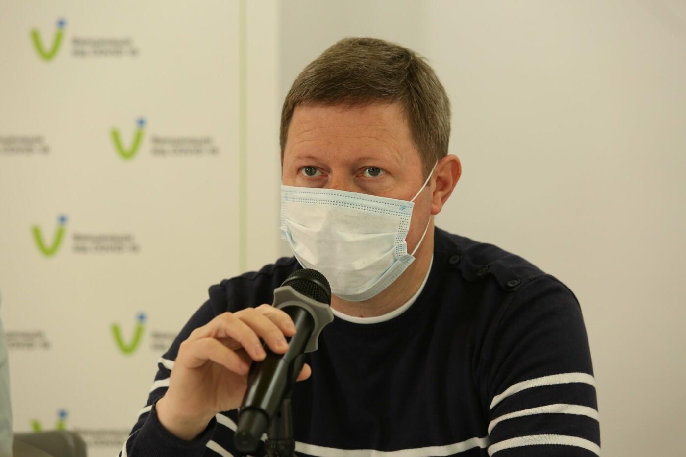 В Мариуполе медицинские эксперты рассказали, кого будут прививать вакциной AstraZeneca корейского производства, фото-2