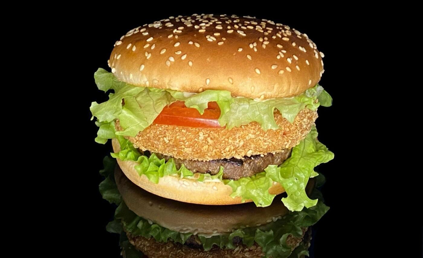 """Чем побаловать себя на выходных? Бургер меню и только от """"Max Fish"""", фото-3"""