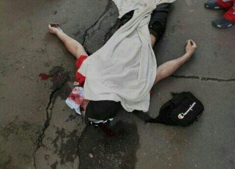 Драка и суицид. В центре Мариуполя внезапно умерли двое мужчин , - ФОТО (18+), фото-1