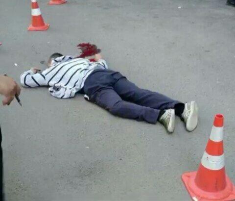 Драка и суицид. В центре Мариуполя внезапно умерли двое мужчин , - ФОТО (18+), фото-2