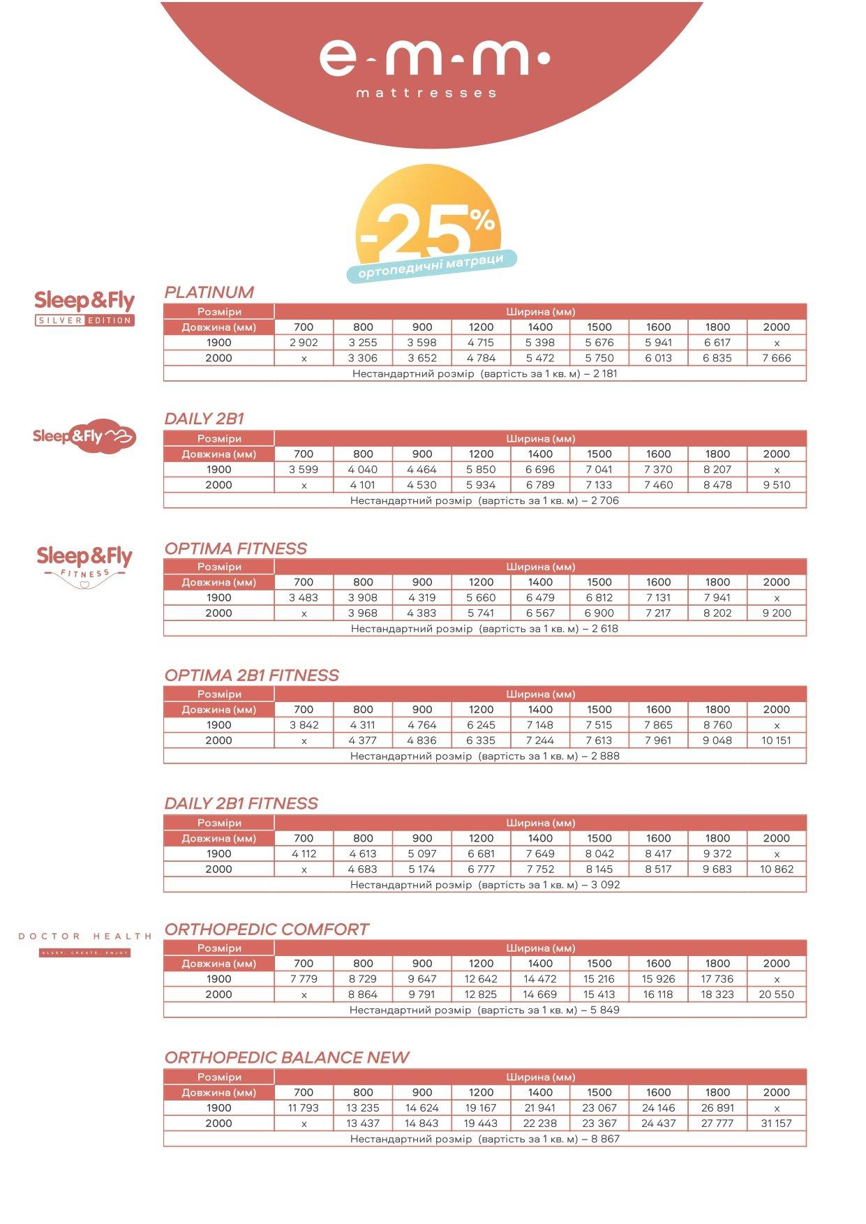 """Спекотні знижки"" на ортопедические матрасы в Мариуполе:  -20%, -30%, -50% до конца июня, фото-7"