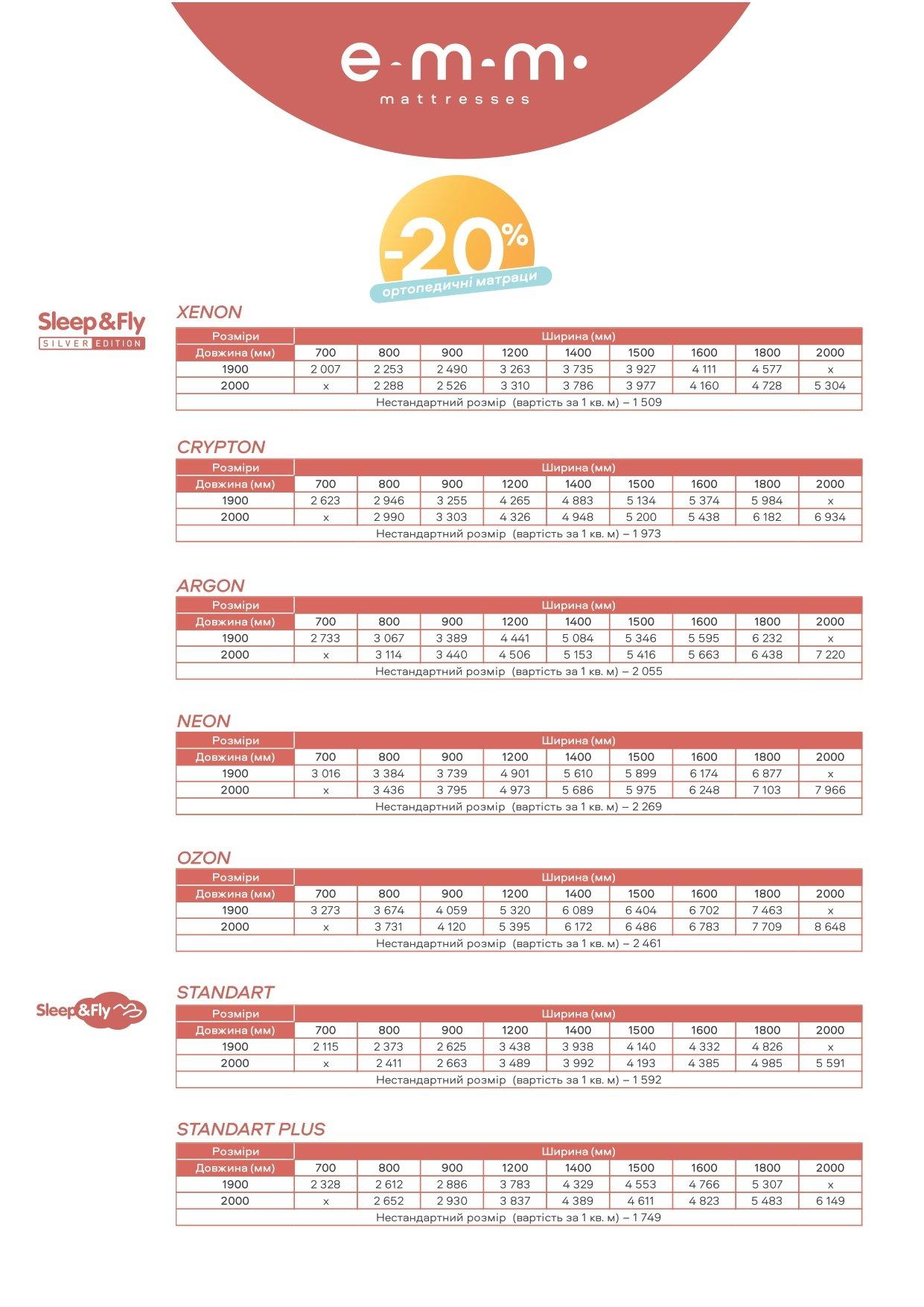 """Спекотні знижки"" на ортопедические матрасы в Мариуполе:  -20%, -30%, -50% до конца июня, фото-9"