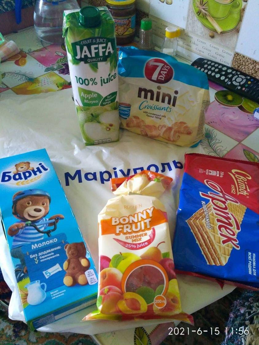 В Мариуполе ребенку с диабетом город подарил сладкий подарок, - ФОТО, фото-1
